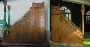 منبر تاریخی