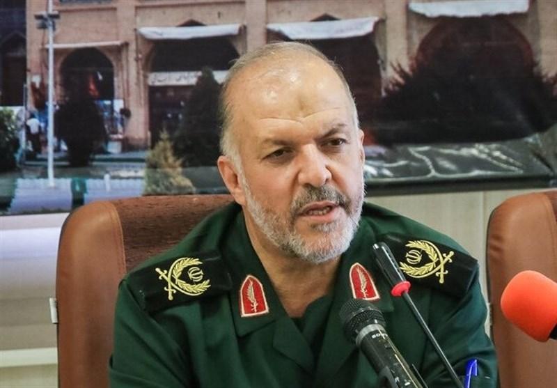 فرمانده سپاه اصفهان