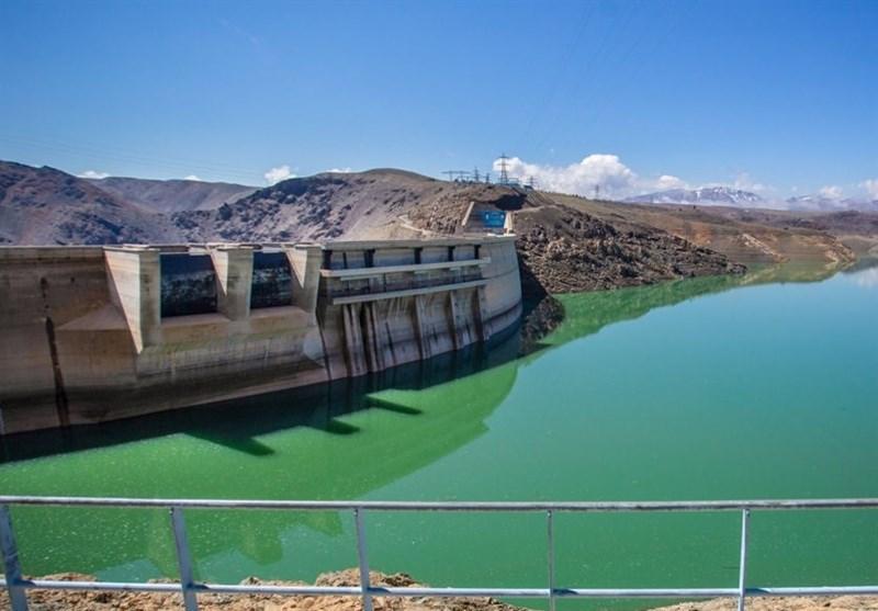 آب پشت سد زایندهرود به ۷۶۴ میلیون مترمکعب رسید