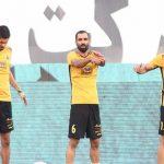 مهدی کیانی در تیم فوتبال سپاهان اصفهان ماندنی شد